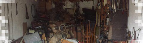 Vypratávanie bytov, domov, skladov, povál, pivníc, garáží